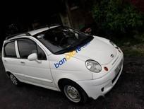 Cần bán xe Daewoo Matiz sản xuất 2008, màu trắng