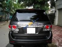 Chính chủ bán Toyota Fortuner G sản xuất 2013, màu xám