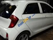 Bán xe Kia Morning MT sản xuất 2015, màu trắng số sàn, giá 284tr