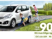 Suzuki Ertiga 1.4AT năm 2017, nhập khẩu, 549tr
