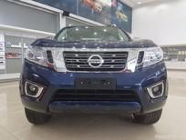 Bán Nissan Navara sản xuất 2017, màu xanh lam, nhập khẩu chính hãng, giá chỉ 750 triệu
