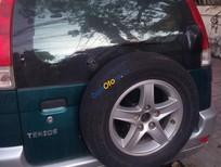 Bán Daihatsu Terios 1.3 4x4 MT đời 2007, màu xanh lục chính chủ