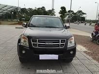 Cần bán lại xe Isuzu Dmax đời 2008, màu đen, nhập khẩu chính hãng, số tự động