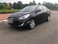 Bán Hyundai Accent 1.4MT đời 2014, màu đen, nhập khẩu xe gia đình