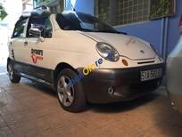 Bán gấp Daewoo Matiz SE đời 2007, màu trắng số sàn