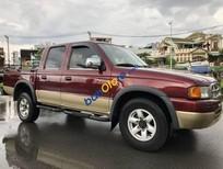 Bán Ford Ranger XLT 4x4 sản xuất 2002, màu đỏ, giá 183tr