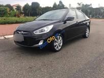 Bán ô tô Hyundai Accent 1.4 MT năm 2014, màu đen còn mới, giá chỉ 415 triệu