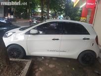 Bán ô tô Kia Morning Van đời 2015, màu trắng, nhập khẩu chính hãng, xe gia đình