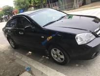 Bán Daewoo Lacetti EX năm 2011, màu đen, xe gia đình