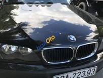 Bán xe BMW 3 Series 325i đời 2004, màu đen, 235 triệu