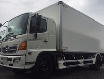 Giá bán xe tải Hino 6,4 tấn - 6.4 tấn - 6T4 thùng dài 6m7