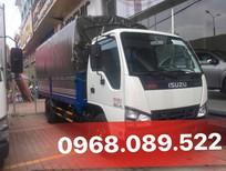 Bán xe tải Isuzu 1.9 tấn nâng tải 2.8 tấn, có xe giao ngay, giá tốt liên hệ: 0968.089.522