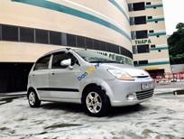 Cần bán xe Chevrolet Spark LT sản xuất 2008, màu bạc