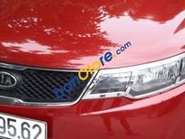 Bán xe Kia Cerato 1.6AT đời 2009, màu đỏ, xe nhập, giá tốt