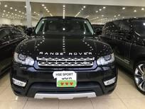 Cần bán gấp LandRover Range Rover HSE Sport 3.0 đời 2014, màu đen, nhập khẩu
