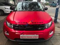 Bán LandRover Range Rover Evoque 2.0 sản xuất 2013, màu đỏ, nhập khẩu nguyên chiếc
