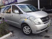 Bán Hyundai Starex 2.5MT đời 2010, màu bạc, nhập khẩu Hàn Quốc số sàn