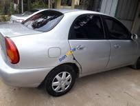 Cần bán Daewoo Lanos 1.5 EX đời 2003, màu bạc, giá 86tr