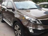 Bán xe Kia Sportage năm sản xuất 2011, màu nâu, xe nhập, giá tốt