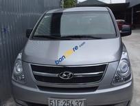 Bán xe Hyundai Starex đời 2015, màu xám (ghi)