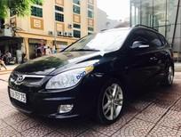 Cần bán lại xe Hyundai i30 CW đời 2009, màu đen, nhập khẩu nguyên chiếc chính chủ