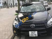 Bán xe Toyota RAV4 AT đời 2010, màu đen, giá tốt