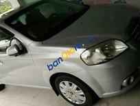 Bán Daewoo GentraX sản xuất 2009, màu bạc