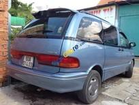 Cần bán Toyota Previa năm 1992, màu xanh lam