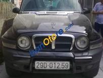 Bán Ssangyong Korando đời 2005, nhập khẩu nguyên chiếc số tự động, giá 235tr
