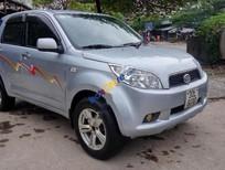Cần bán Daihatsu Terios 1.5 đời 2008, màu bạc, xe nhập số tự động