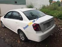 Cần bán xe Daewoo Lacetti MT năm 2004, màu trắng