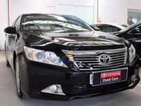 Cần bán Toyota Camry 2.5Q đời 2013, màu đen