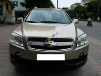 Chevrolet Captiva số sàn, máy xăng, sản xuất 2007, màu vàng cát