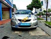 Cần bán Toyota Yaris AT đời 2008, màu bạc