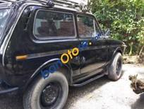 Bán Lada Niva1600 sản xuất 1987, màu đen chính chủ, giá 65tr