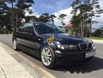 Bán ô tô BMW 3 Series 325i sản xuất 2003, màu đen