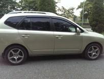 Xe Kia Carens 1.6 sản xuất 2010, màu vàng chính chủ, giá tốt