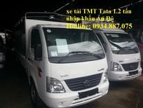 Bán xe tải TMT TaTa 1.2 tấn (1T2) máy dầu thùng dài 2.6m