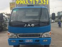 Bán xe tải Jac 6T4 - 6.4Tấn - 6400kg, thùng dài 6m3 giá rẻ nhất
