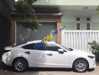 Bán Mazda 6 năm 2017, màu trắng chính chủ