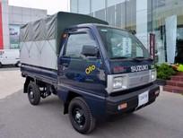 Bán ô tô Suzuki Super Carry Truck 1.0 MT sản xuất 2017, màu xanh lam