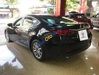 Bán Mazda 6 2.0 sản xuất 2014, màu đen, chạy được 39.000km