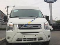 Bán xe Ford Transit SVP sản xuất 2017, màu trắng, giá 795tr