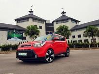 Xe Kia Soul 2.0 AT năm sản xuất 2014, màu đỏ, nhập khẩu