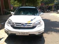 Cần bán xe Honda CR V 2.4AT năm 2012, màu trắng số tự động