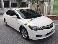 Cần bán gấp Honda Civic 1.8AT năm sản xuất 2012, màu trắng xe gia đình, 475tr