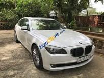 Cần bán xe BMW 7 Series 750Li  AT năm 2009, màu trắng