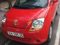Cần bán xe Chevrolet Spark LT 0.8 MT đời 2010, màu đỏ chính chủ