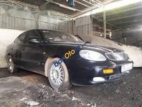 Cần bán gấp Daewoo Leganza đời 1999, màu đen