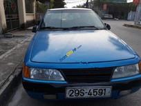 Xe Daewoo Espero đời 1997, màu xanh lam, nhập khẩu